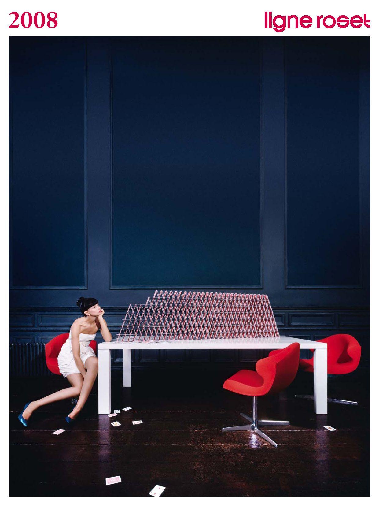 issuu catalogue ligne roset 2008 by lmoret. Black Bedroom Furniture Sets. Home Design Ideas