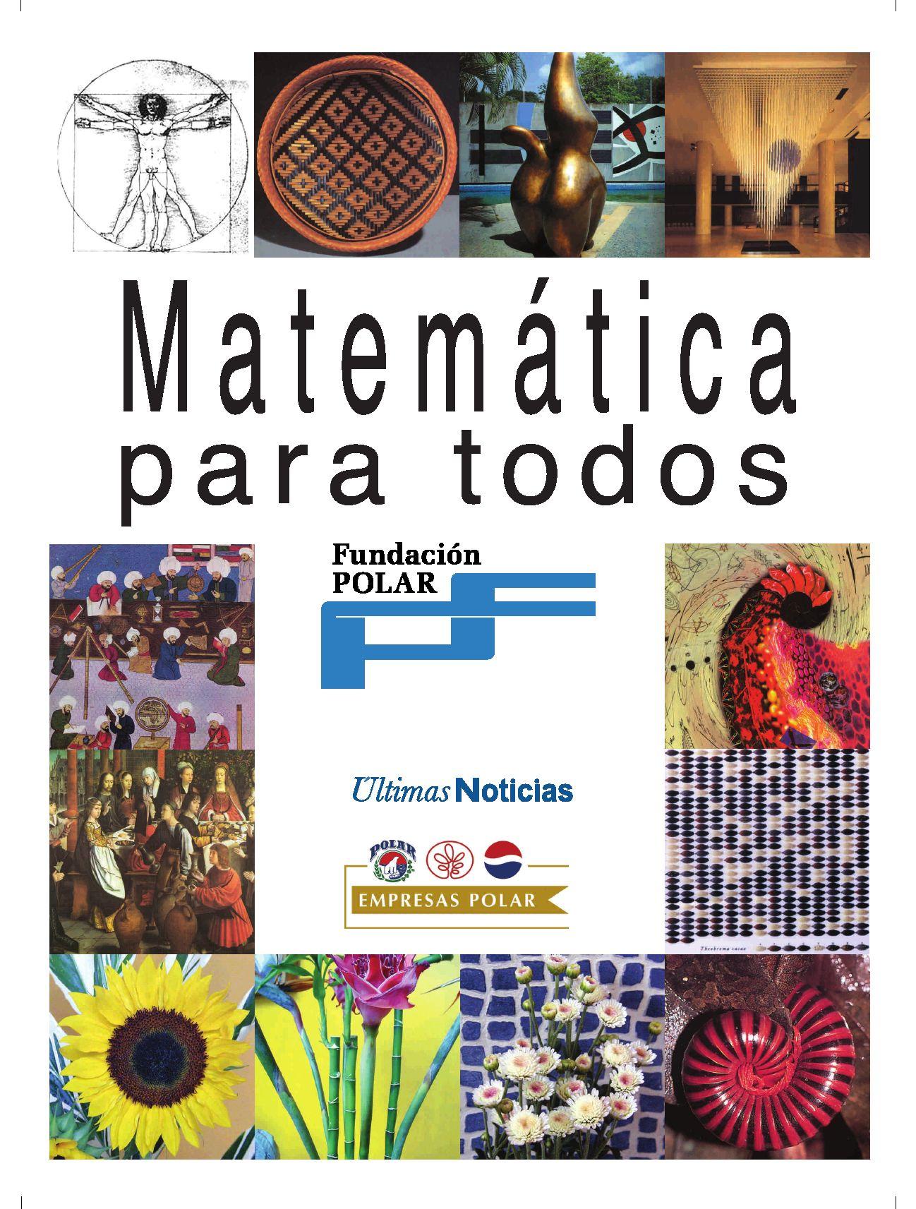 Ídice global de fascículos de matemáticas