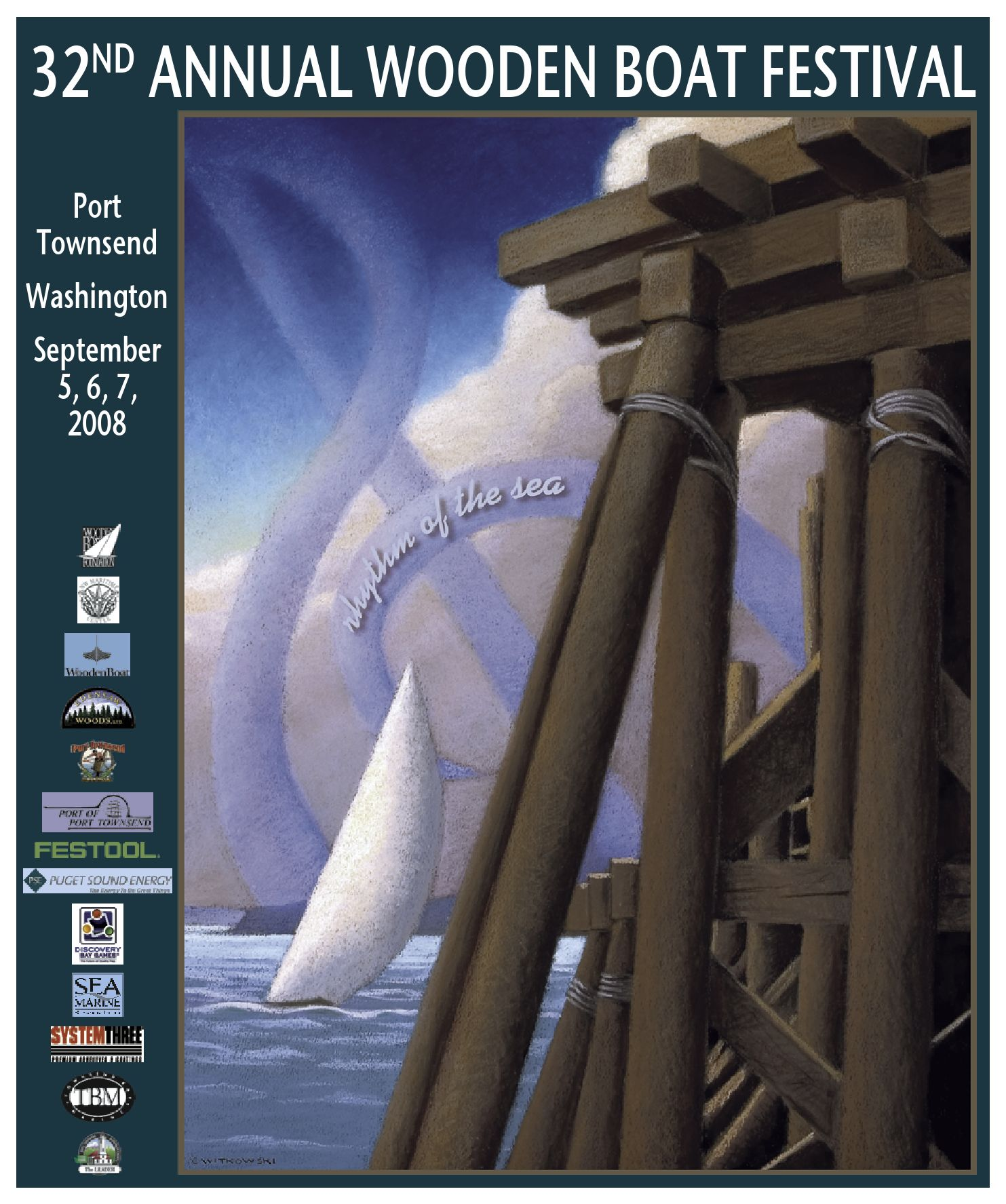 ISSUU - Wooden Boat Festival 2008 Official Guide by Port Townsend Leader