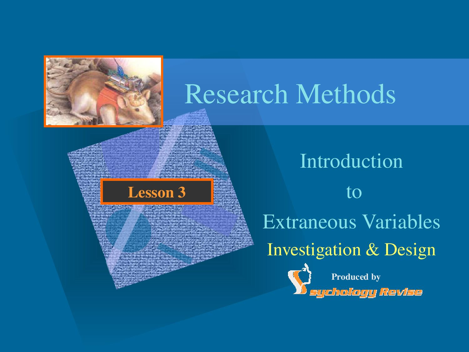 identifying the research method A method used to describe, test relationships, and examine cause and effect   researcher identifies themes structural explanation of findings is developed.