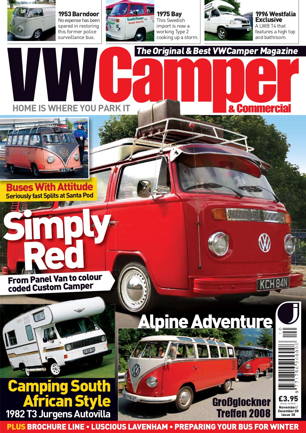 Issuu Volkswagen Camper And Commercial By David Gamble