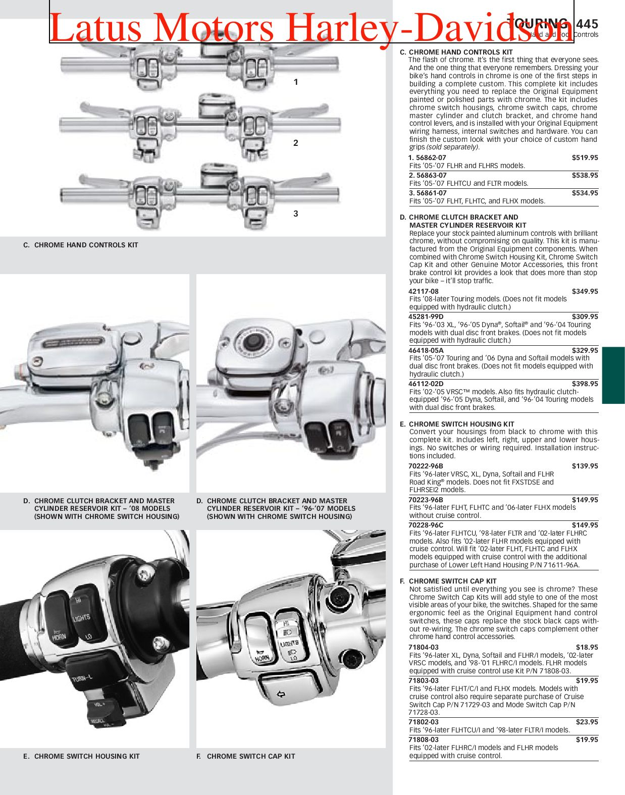 Issuu Part 2 Harley Davidson Parts And Accessories