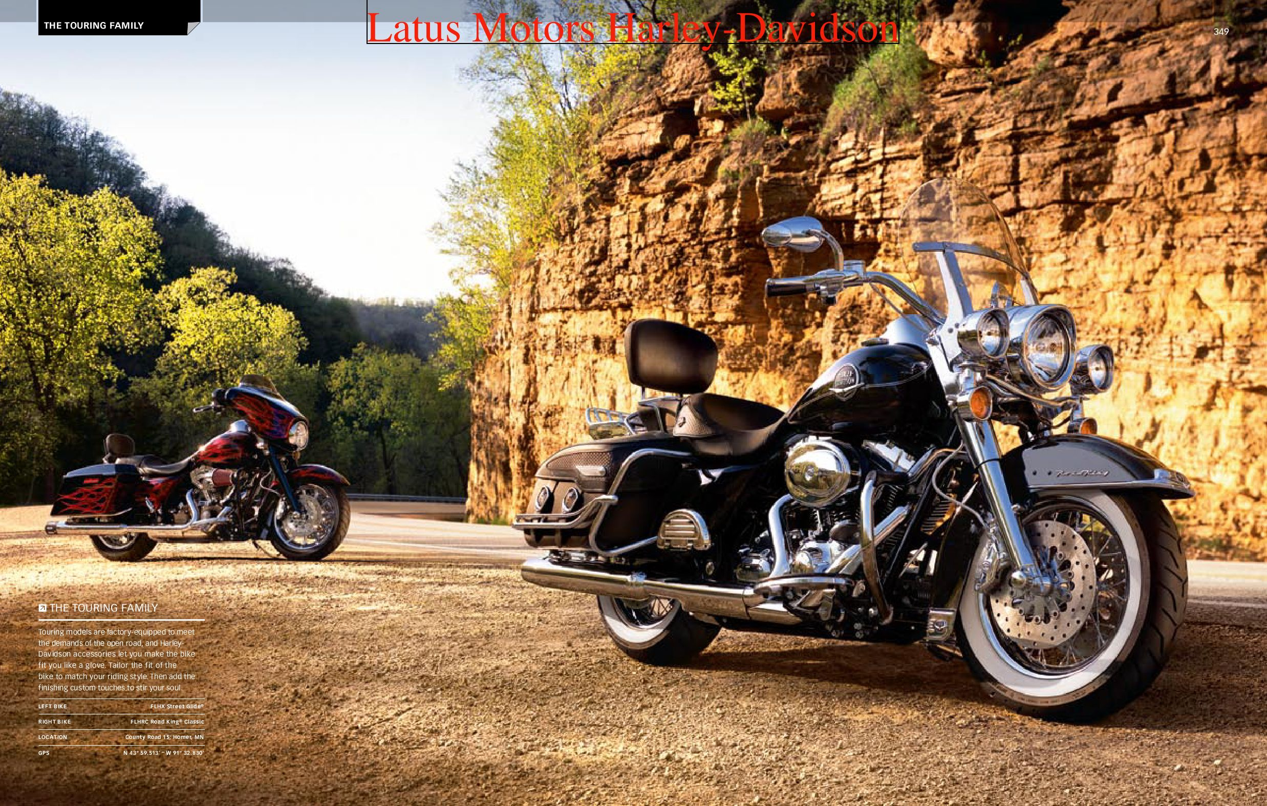 Harley-Davidson Touring Parts And Accessories
