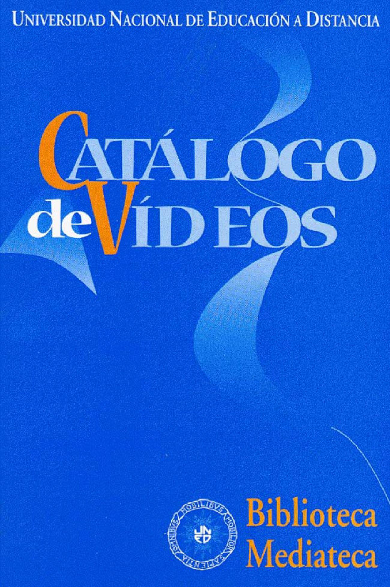 Issuu cat logo de v deos educativos by mediatecauned for Uned biblioteca catalogo