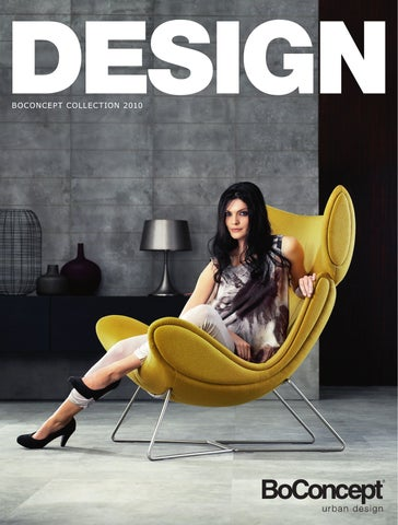 Issuu design catalogue boconcept 2010 by boconcept for Armoire boconcept