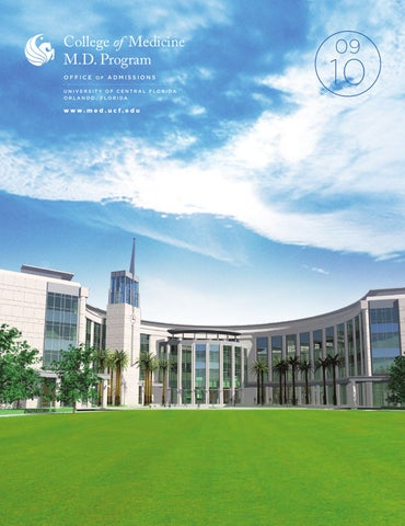 College of Medicine Viewbook 2009-2010