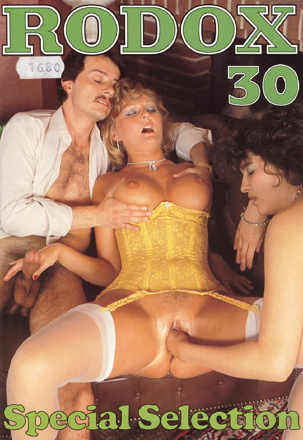 Ретро порножурналы 80 годов 16 фотография