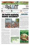 # 12 Gazeta Konopna Spliff