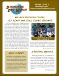 November 2007 Newsletter: vol.1, iss.4