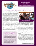 May 2008 Newsletter: vol.1, iss.10