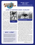 June 2008 Newsletter: vol.1, iss.11