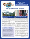 July 2008 Newsletter: vol.1, iss.12