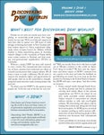 August 2008 Newsletter: vol.2, iss.1