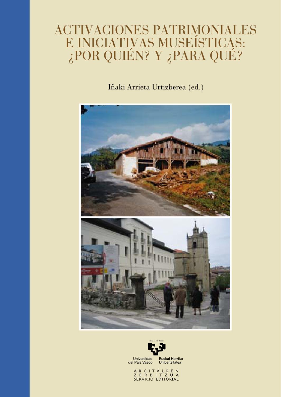 ISSUU - Activaciones patrimoniales e iniciativas museísticas by ...