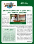 March 2010 Newsletter: vol.3, iss.4