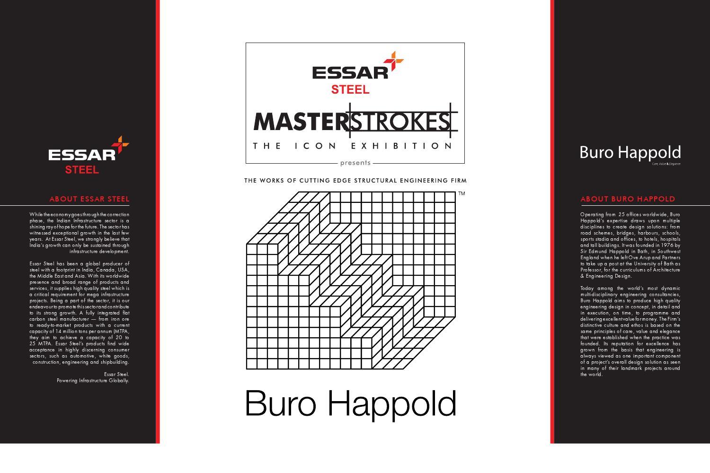 Issuu buro happold exhibition by jasubhai media pvt ltd for Buro espagnol