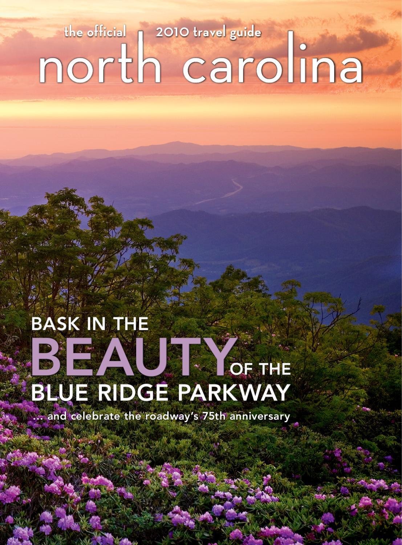 travel guide north carolina