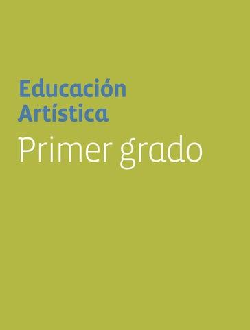 Educación Artística 1er. Grado