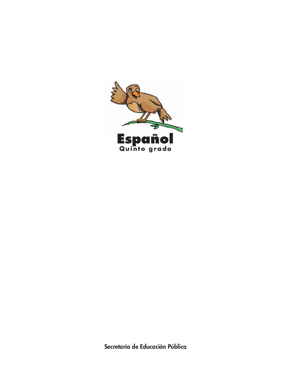 Libro De Espanol