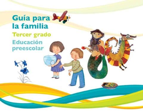 Guía para la Familia 3er. Grado Preescolar