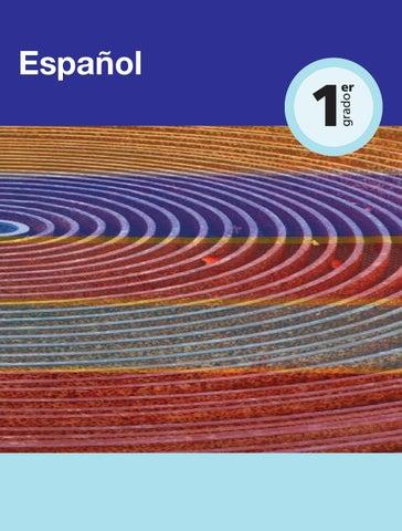 Español 1er. Grado
