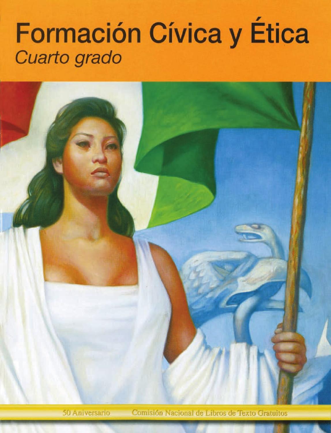 Settings >> ISSUU - Formación Civica y Etica 4to. Grado by sbasica