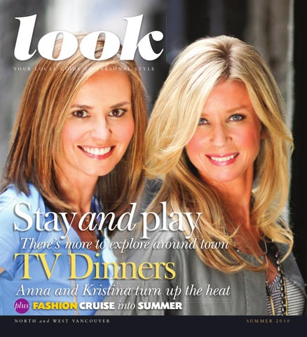 Issuu Look Summer 2010 By Postmedia Community Publishing
