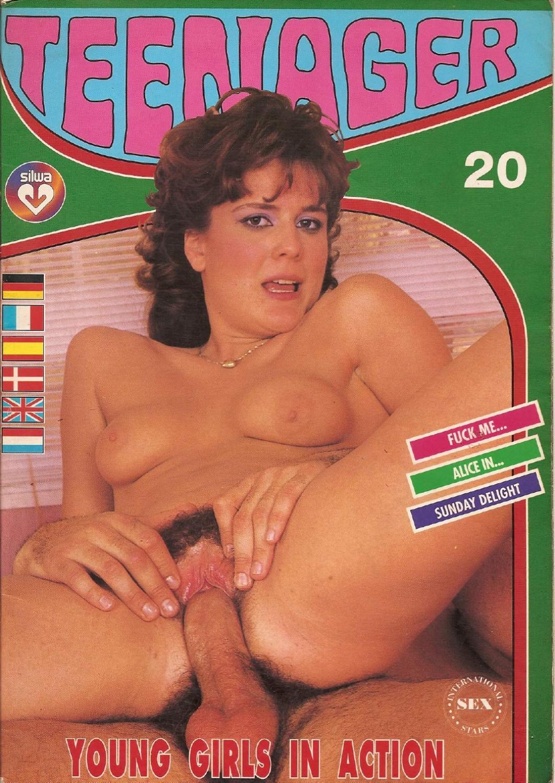 Ретро порно журналы 28 фотография