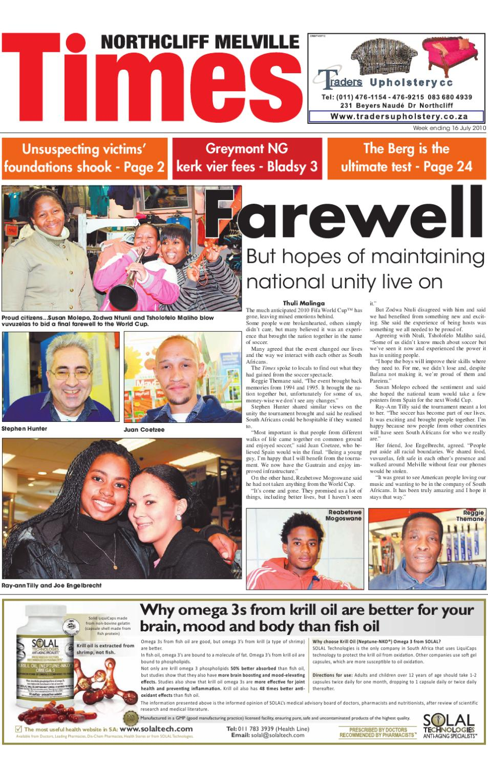 Published every Tuesday, Melville Times is dedicated to serving the local community by providing quality local news and business information. The readers love their local culture and arts, so the Melville Times Lifestyle section serves up food reviews, movies, event listings and more.