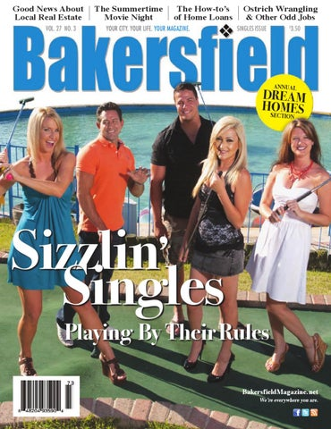 Issuu Bakersfield Magazine 27 3 Sizzlin 39 Singles By