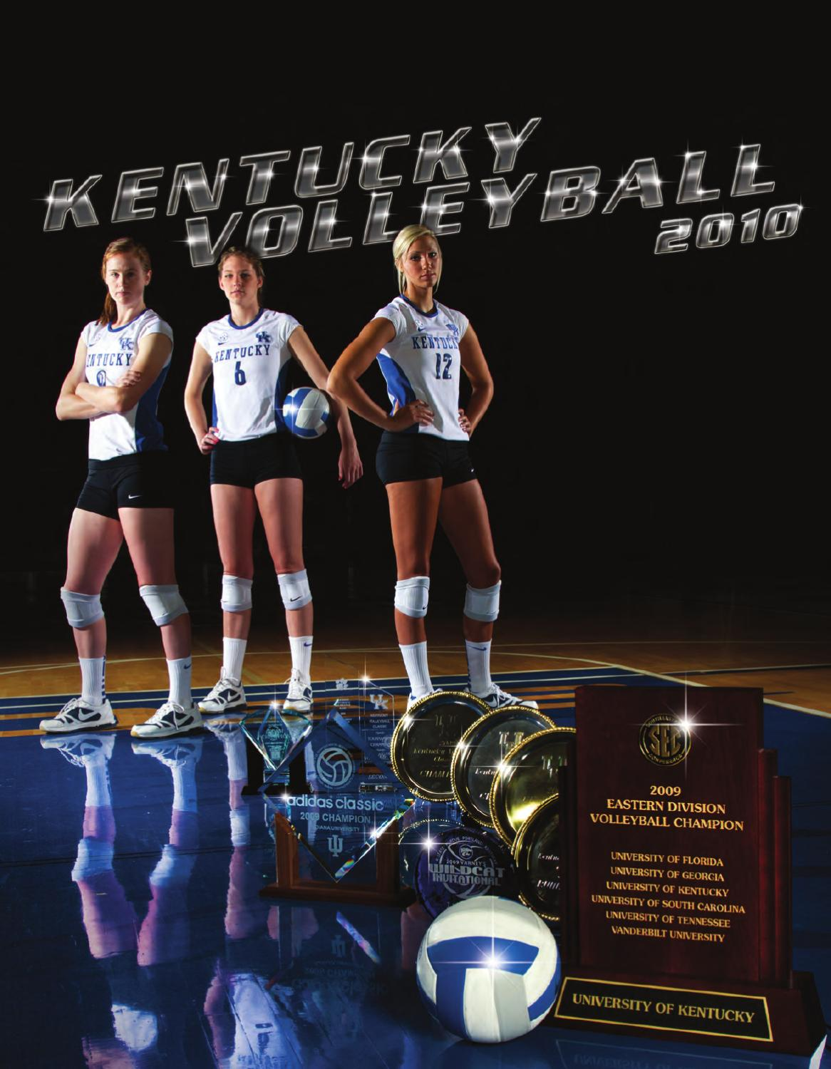 ISSUU - 2010 UK Volleyball Media Guide by University of ...