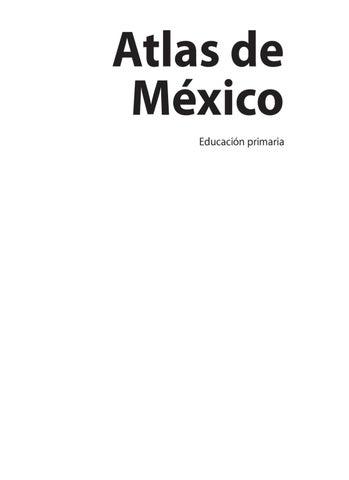 Atlas de México