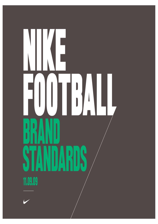 Brandbook Nike Football by LOGOBR - Issuu