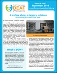 September 2010 Newsletter: vol.4 iss.1