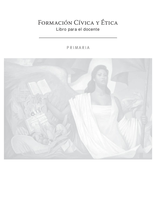 Libro De Formacin Cvica Y Tica 5 2016 | 2016 Car Release Date