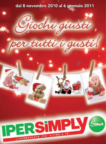 Issuu ipersimply giocattoli by gaetano nicotra for Chicco cucina parlante