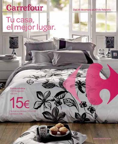 Issuu hogar carrefour by maria martin - Carrefour menaje hogar ...