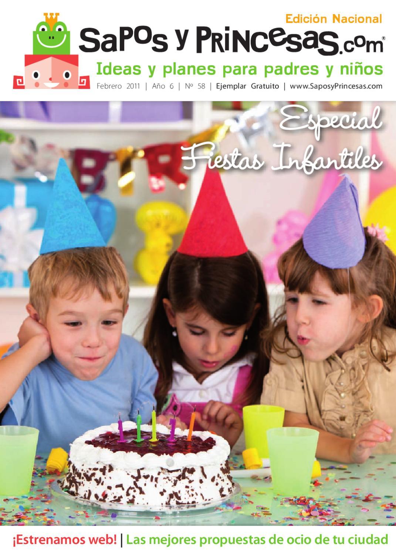 Issuu revista sapos y princesas febrero 2011 by sapos - Sapos y princesas valencia ...