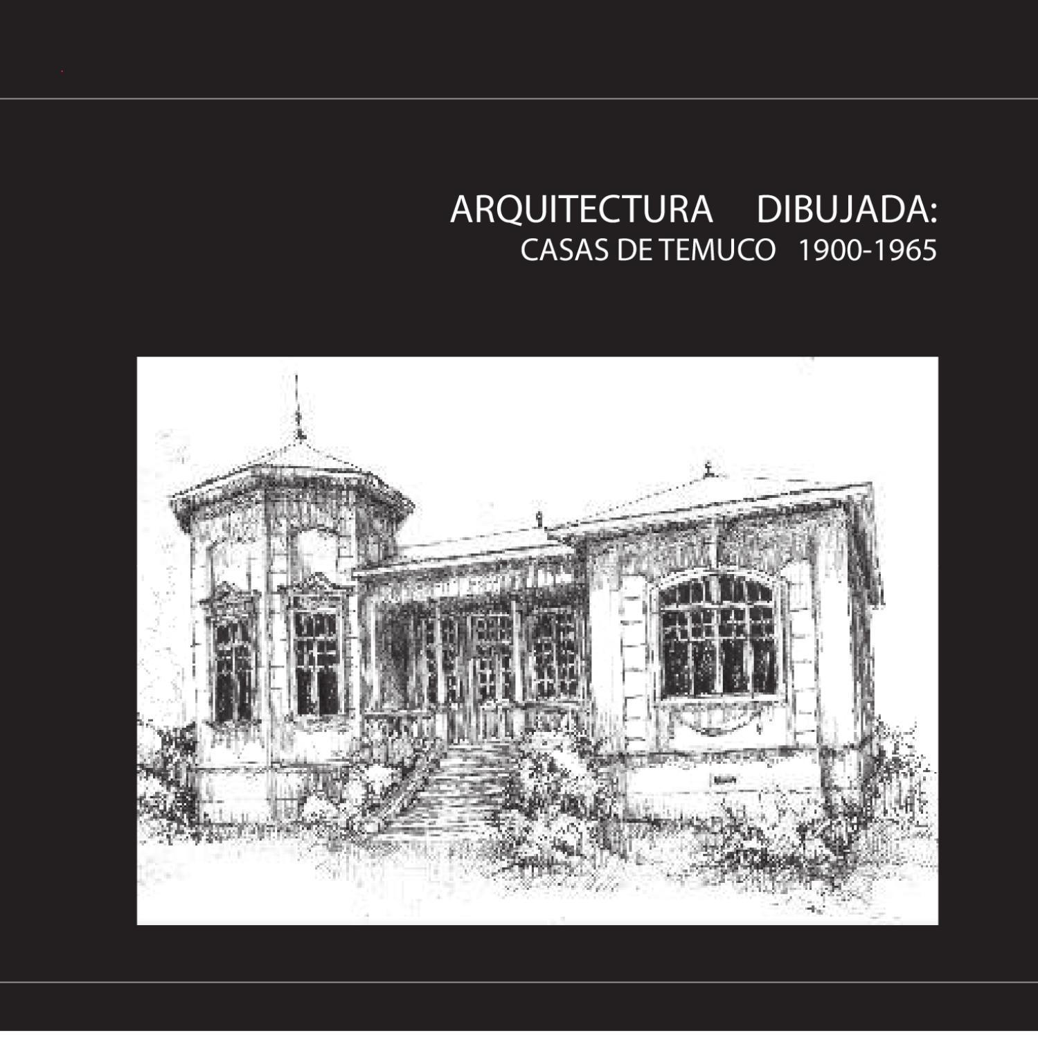 Issuu Arquitectura Dibujada By Hugo Riquelme