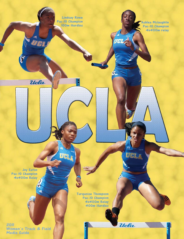 Issuu 2011 Ucla Women S Track Amp Field Media Guide By