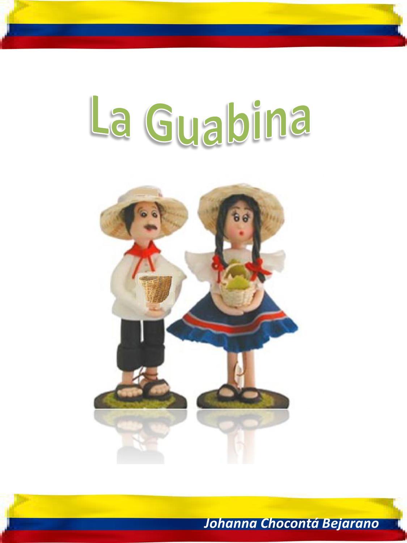 ISSUU - Guabina - Danza Colombiana by JOHANNA CHOCONTA