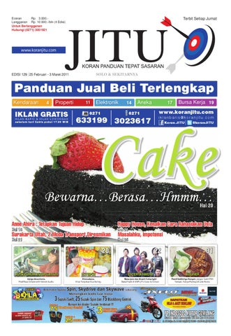 ISSUU - epaper edisi 129 by CV. MITRA MEDIA BANGSA