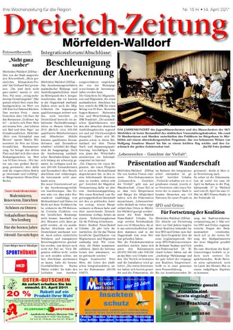 Issuu Dzh 14 04 2011 By Dreieich Zeitung Offenbach Journal