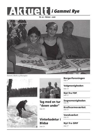 Forsiden af Nr. 20