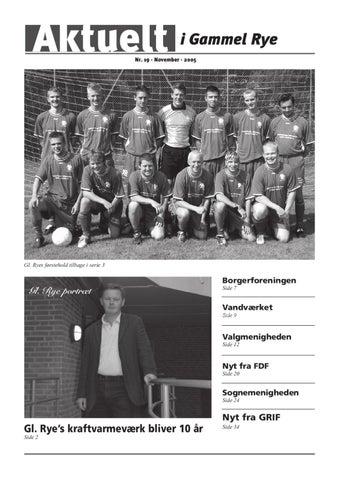 Forsiden af Nr. 19