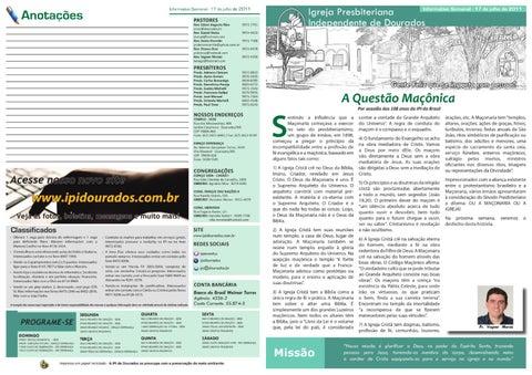 Informativo IPI 17-07-2011