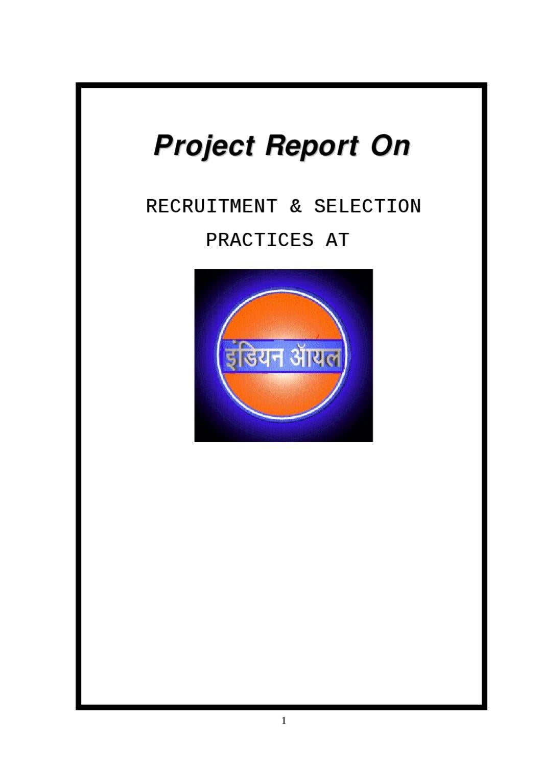 "recruitment policy of shree cement ltd A project training report on ""recruitment and selection process "" at shree cement ltd beawar submitted by bhavika goyal department of mba."