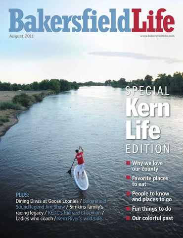 Issuu Bakersfield Life Magazine Kern Life August 2011 By