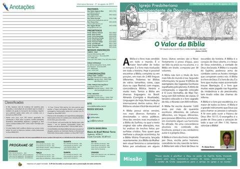 Informativo IPI 21-08-2011