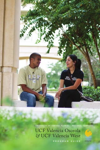 UCF Valencia/Osceola Program Guide 2011-2012
